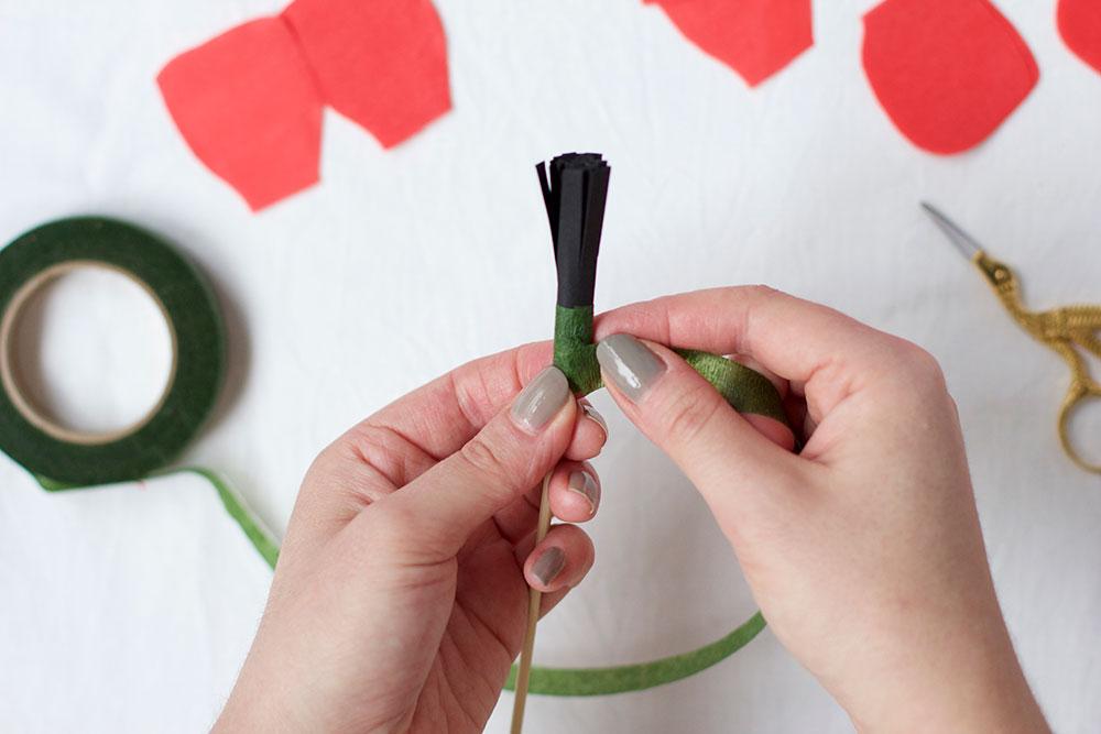 Mohnblume DIY | we love handmade