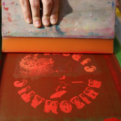 Siebdruck: Ramona Rieder | we love handmade