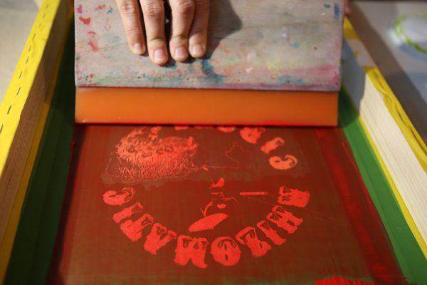 Siebdruck: Ramona Rieder   we love handmade