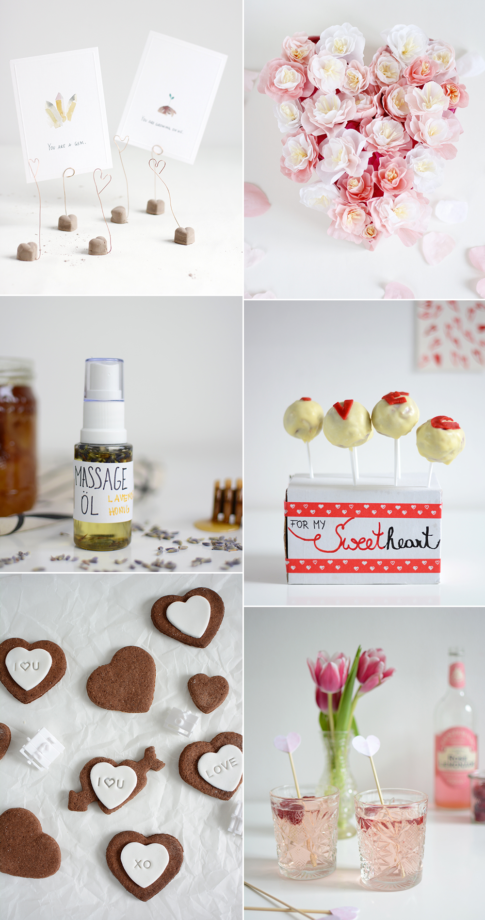 Valentinstags-DIY-Ideen| we love handmade