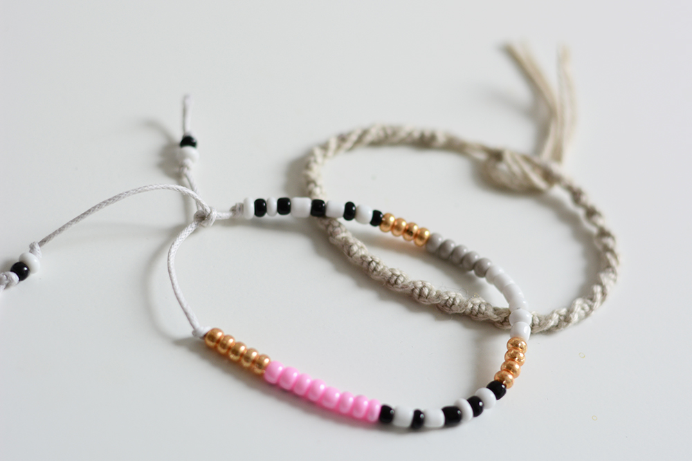 Armband-DIYs | we love handmade