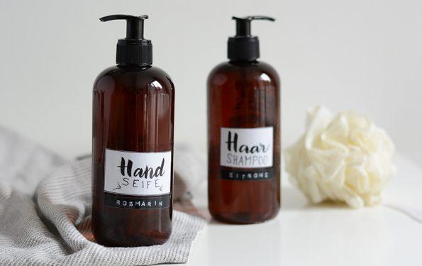 DIY: Badezimmer-Etiketten | we love handmade