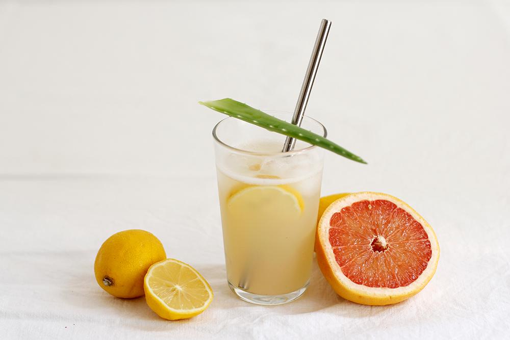 drinks aloe vera limonade we love handmade. Black Bedroom Furniture Sets. Home Design Ideas