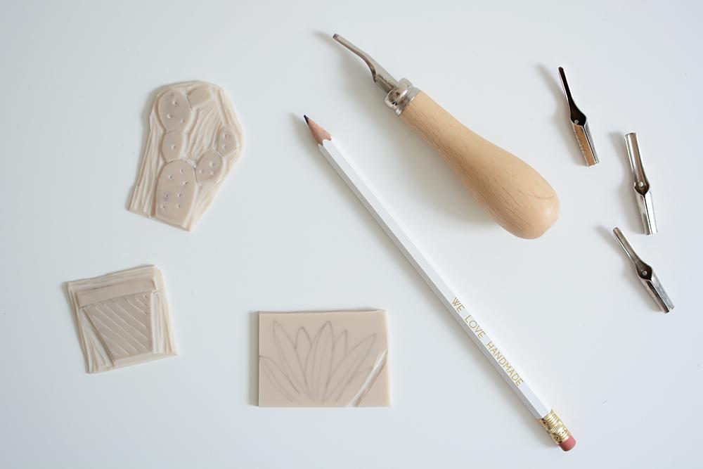 Kakteen-Stempel DIY | we love handmade