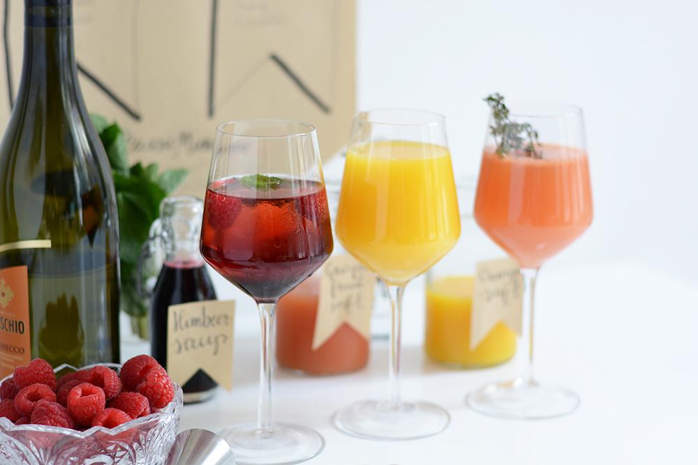 Mimosa-Bar: Drinks | we love handmade