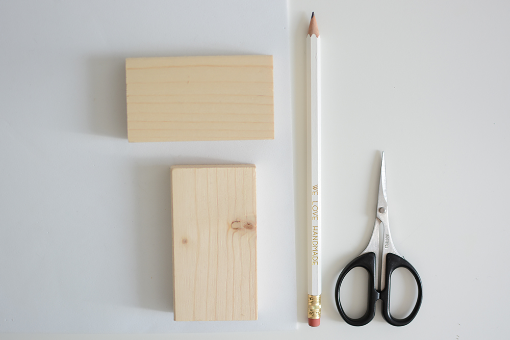 Moosgummi-Stempel: Material | we love handmade