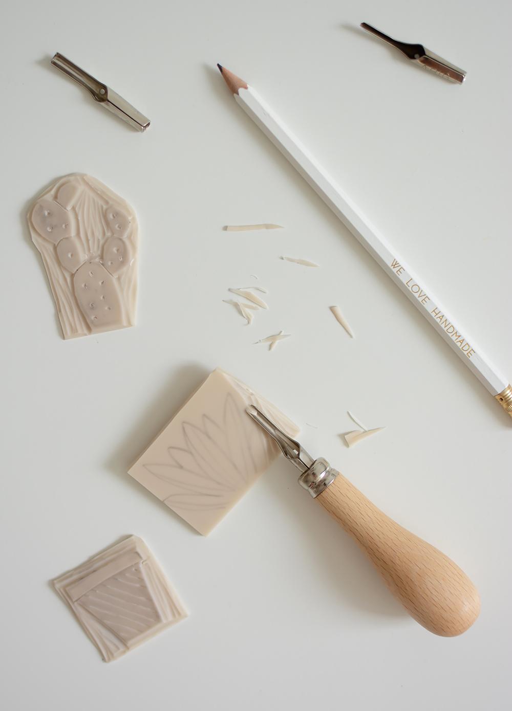 Sukkulenten-Stempel-DIY | we love handmade
