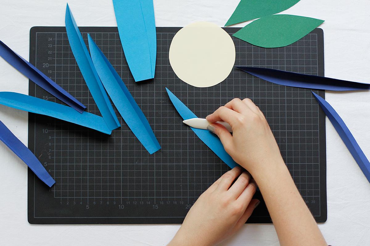 Papierblumen: Photo Booth DIY |we love handmade