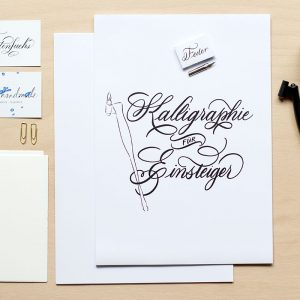 Kalligraphie-Beginner | we love handmade