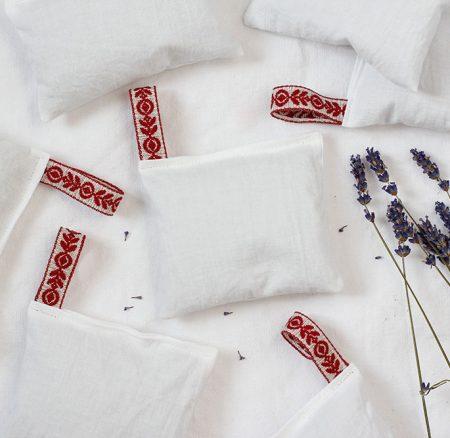 DIY: Lavendelkissen