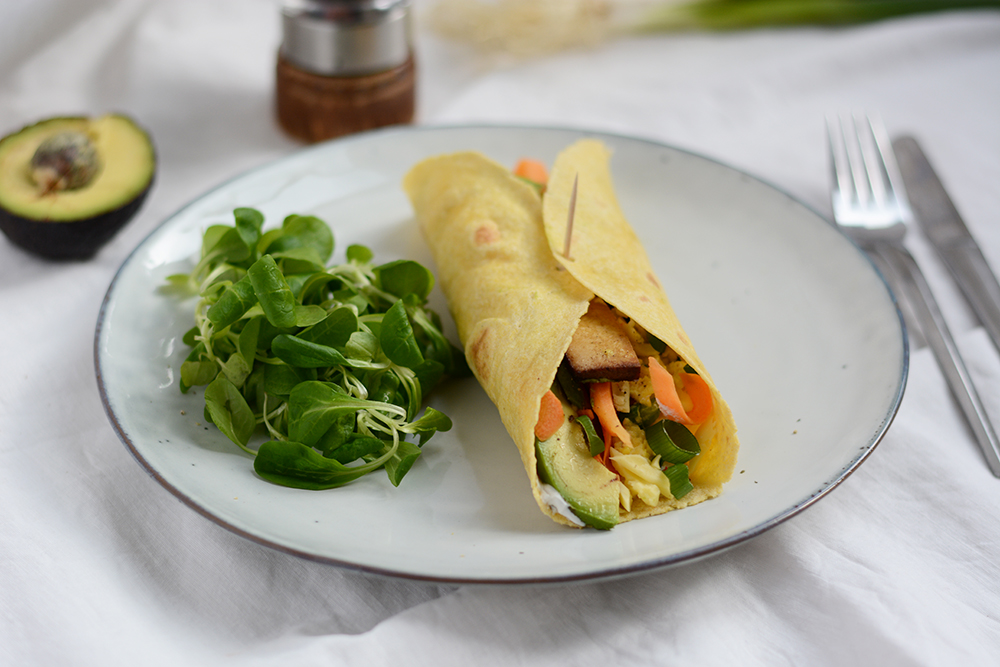 Breakfast Tortilla   we love handmade
