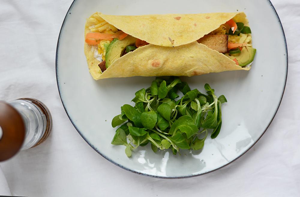 Frühstücks-Tortilla-Rezept | we love handmade
