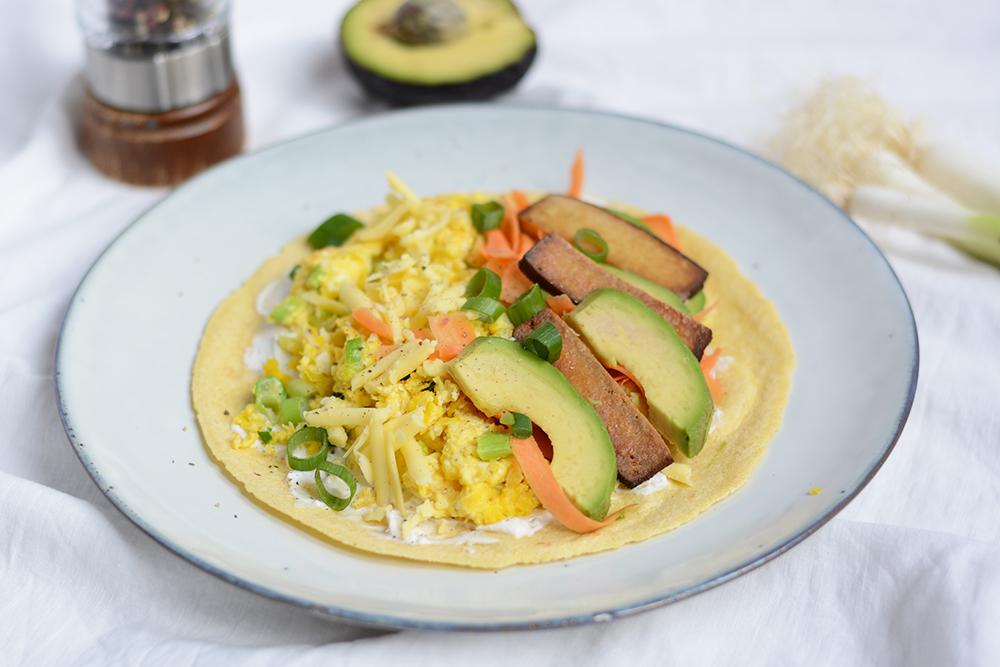Frühstücks-Tortilla | we love handmade