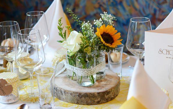 Tischdeko-Wedding | we love handmade