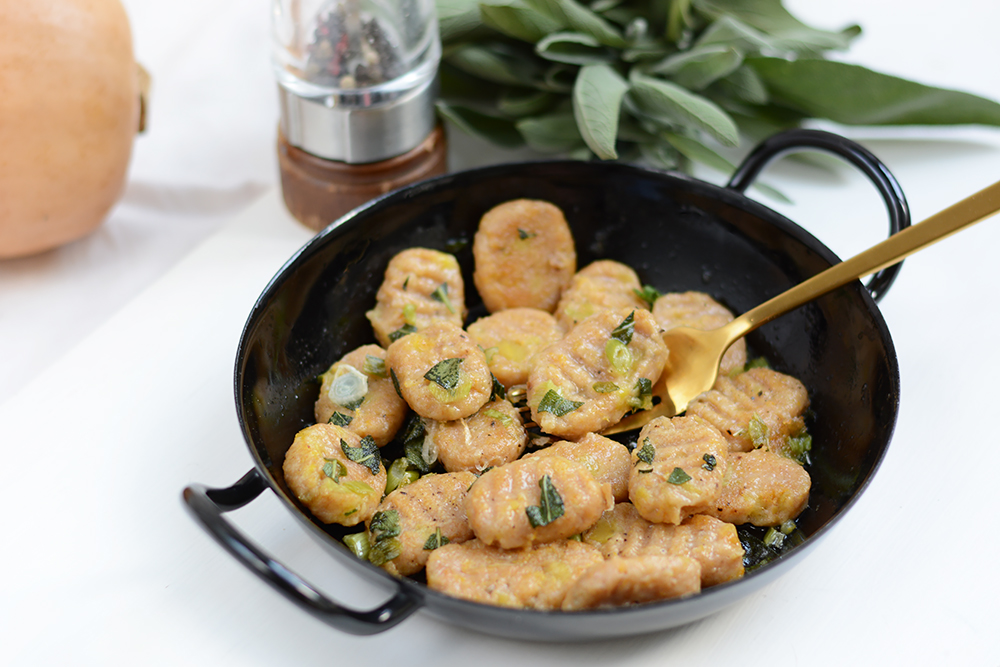 Butternuss-Gnocchi: Rezept | we love handmade