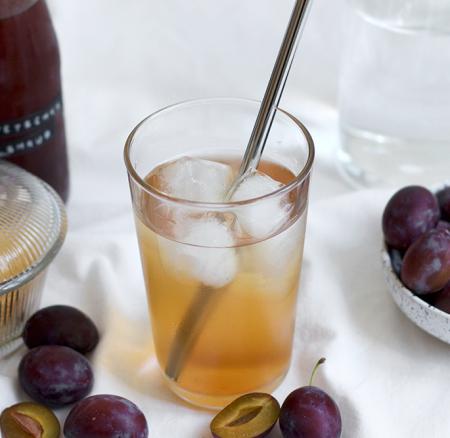 Drinks: Zwetschken Shrub
