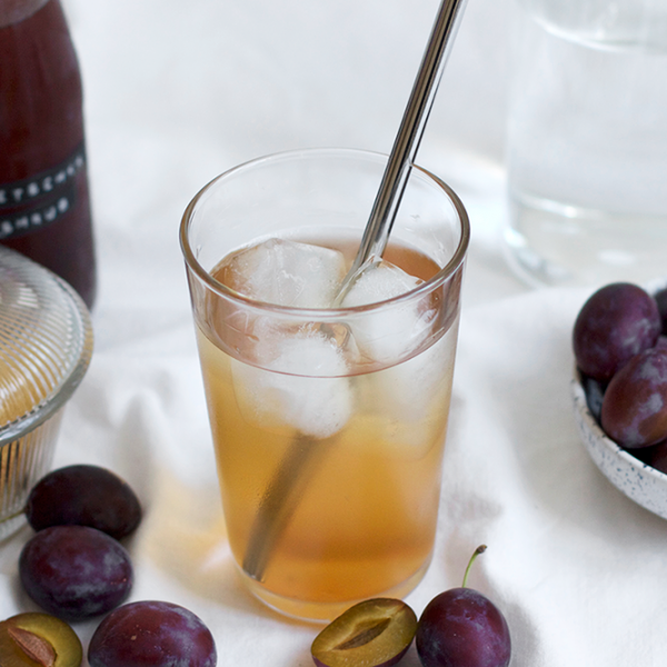 Drinks: Zwetschken Shrub | we love handmade