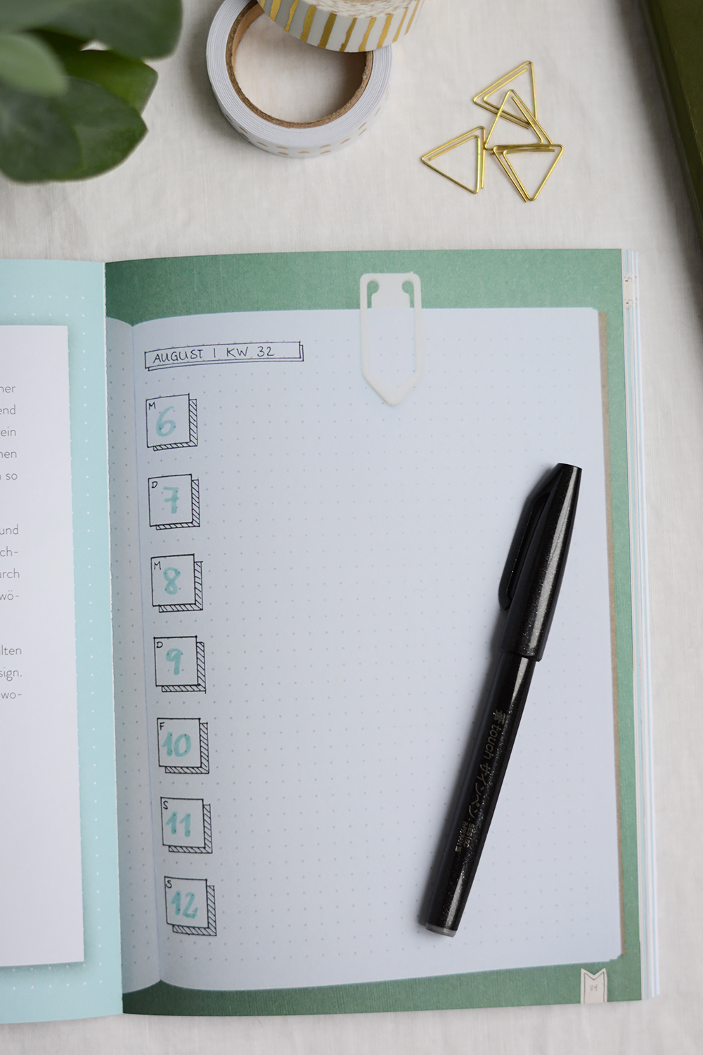 Bullet Journal für Einsteiger - Buch | we love handmade