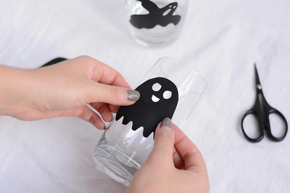 DIY: Geister-Glasmarkierung   we love handmade