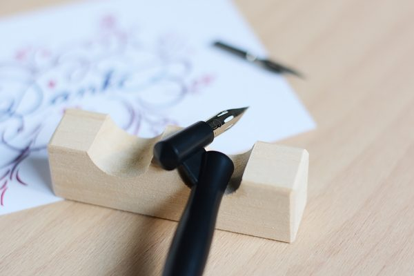 Federhalter-Ablage: Craft-Kit | we love handmade