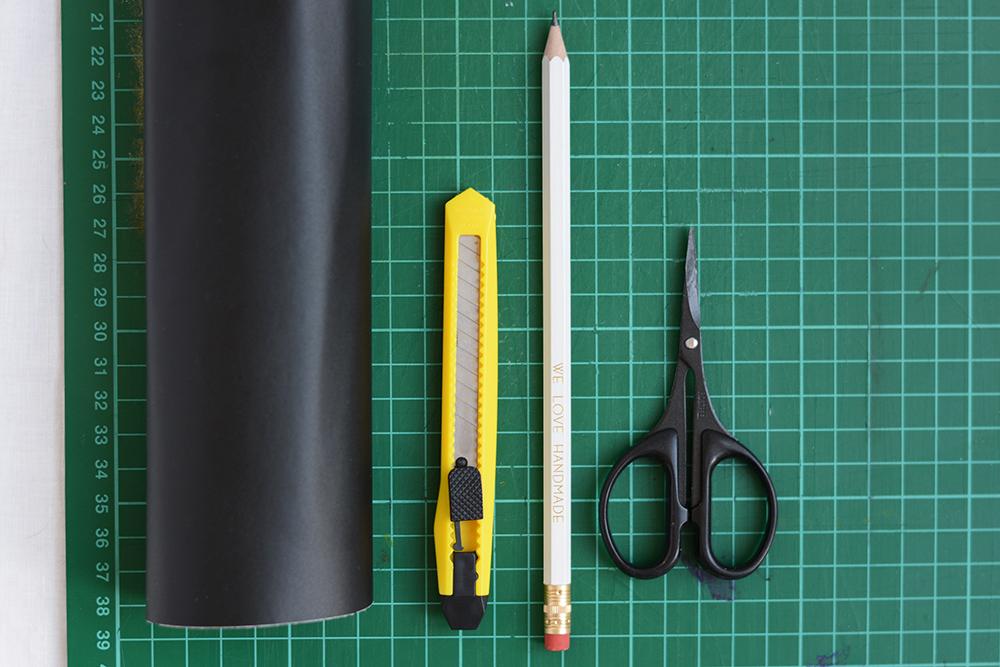 Geister-Glasmarkierung: Material   we love handmade