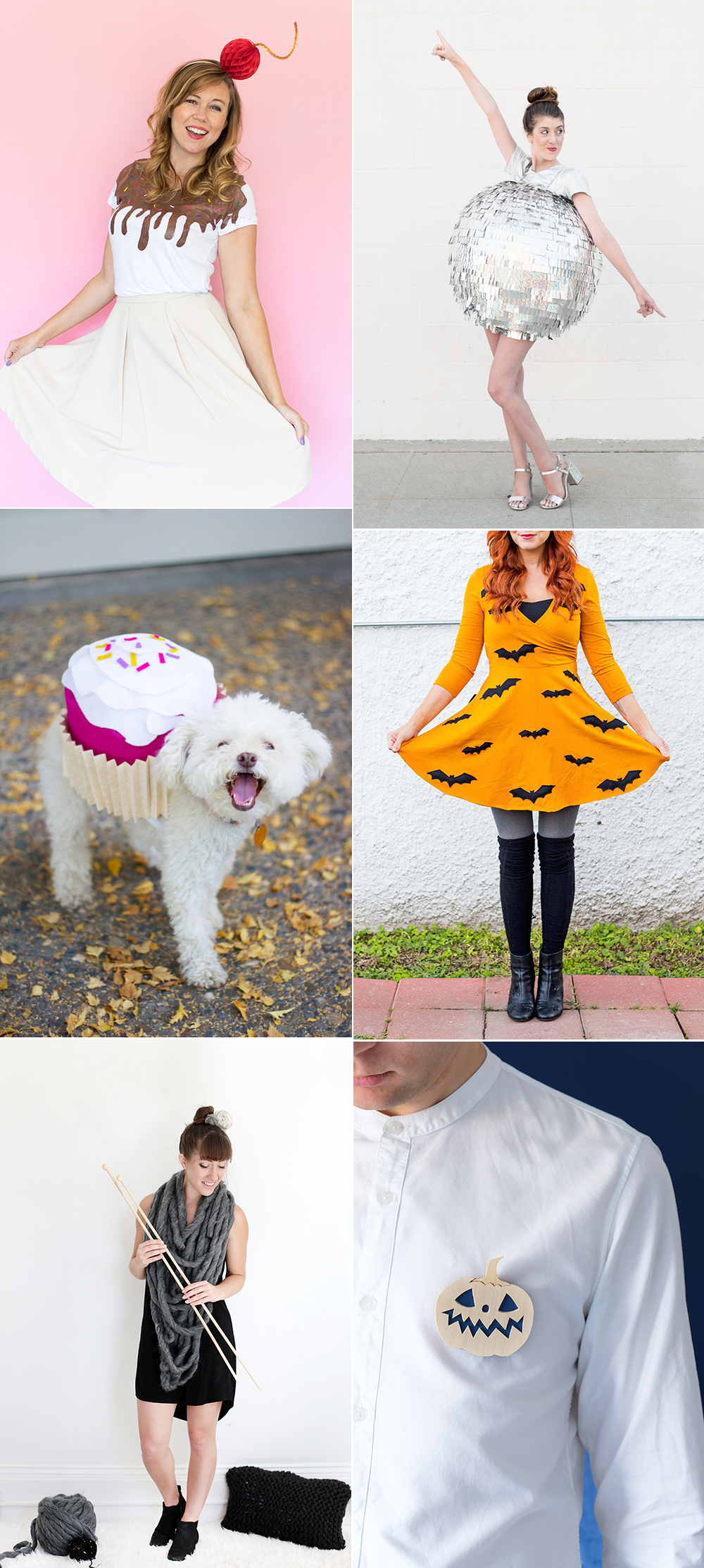 Halloween-Kostüme: Inspiration | we love handmade