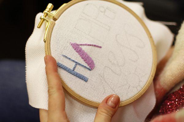 Stickbilder: Lettering | we love handmade
