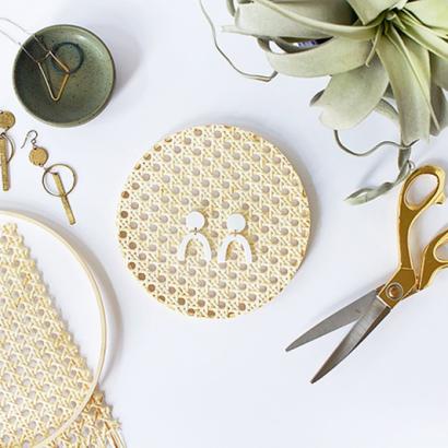 we love Inspiration: Rattan DIYs   we love handmade