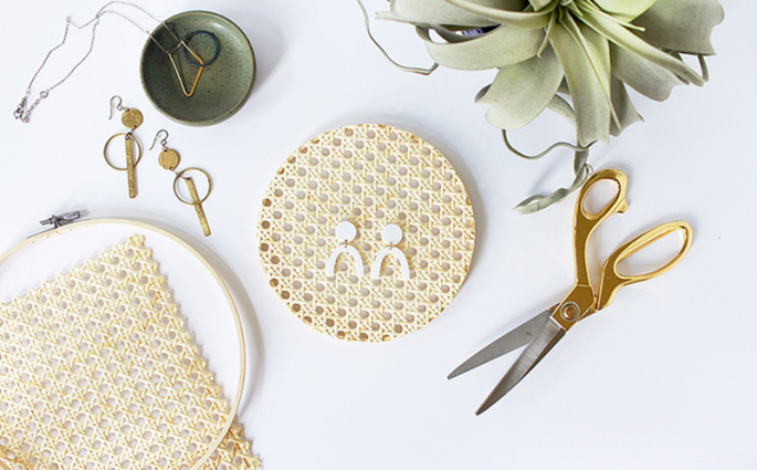 we love Inspiration: Rattan DIYs | we love handmade