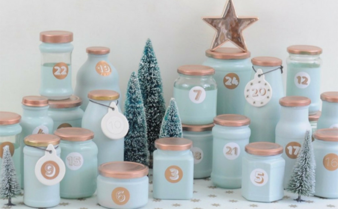we love Inspiration: Adventskalender selber machen | we love handmade