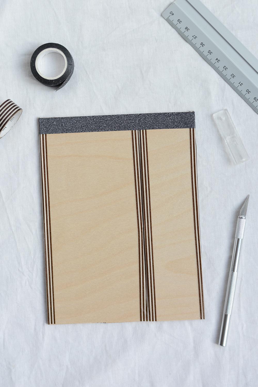 Holzvase: DIY-Tutorial | we love handmade