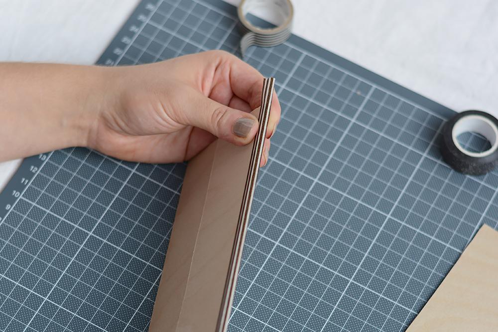 Holzvase selber machen - DIY | we love handmade
