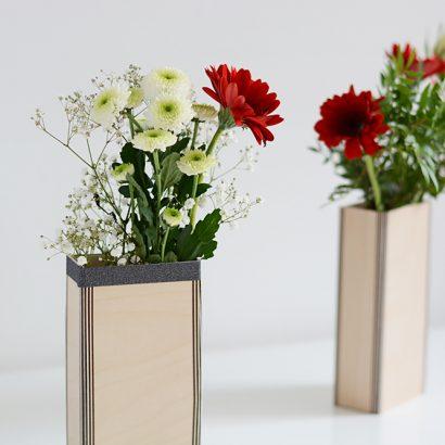 Holzvasen: Quick-DIY   we love handmade