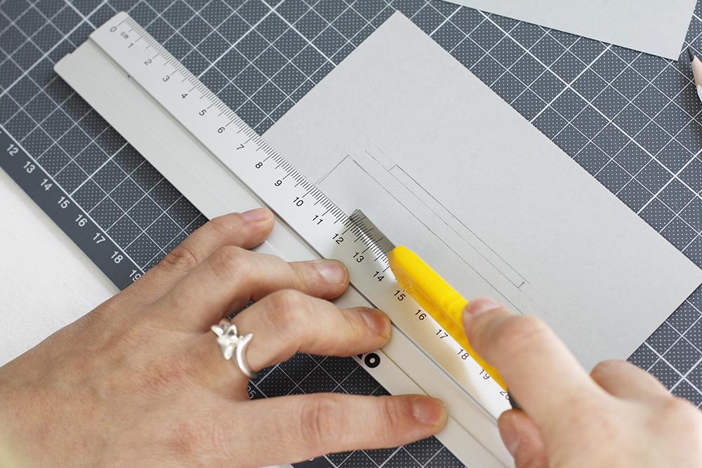 Kalligraphie-DIY: Kuverts beschriften | we love handmade
