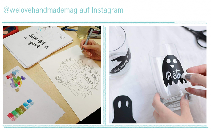 we love instagram: Oktober-Teaser | we love handmade
