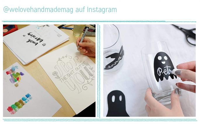 we love instagram: Oktober-Teaser | we love handmade
