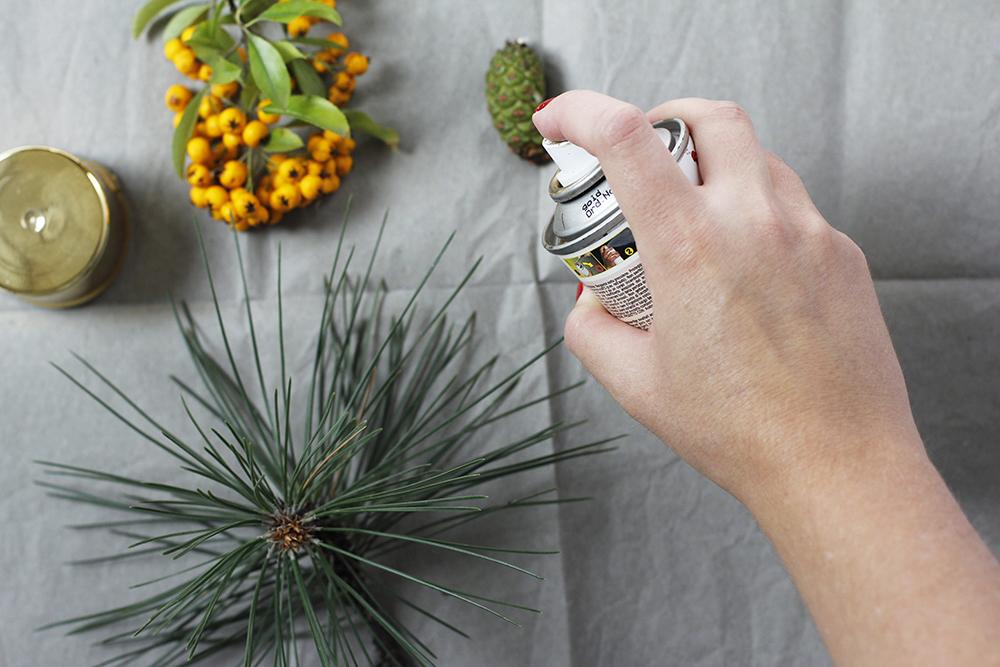 Flasche dekorieren DIY | we love handmade