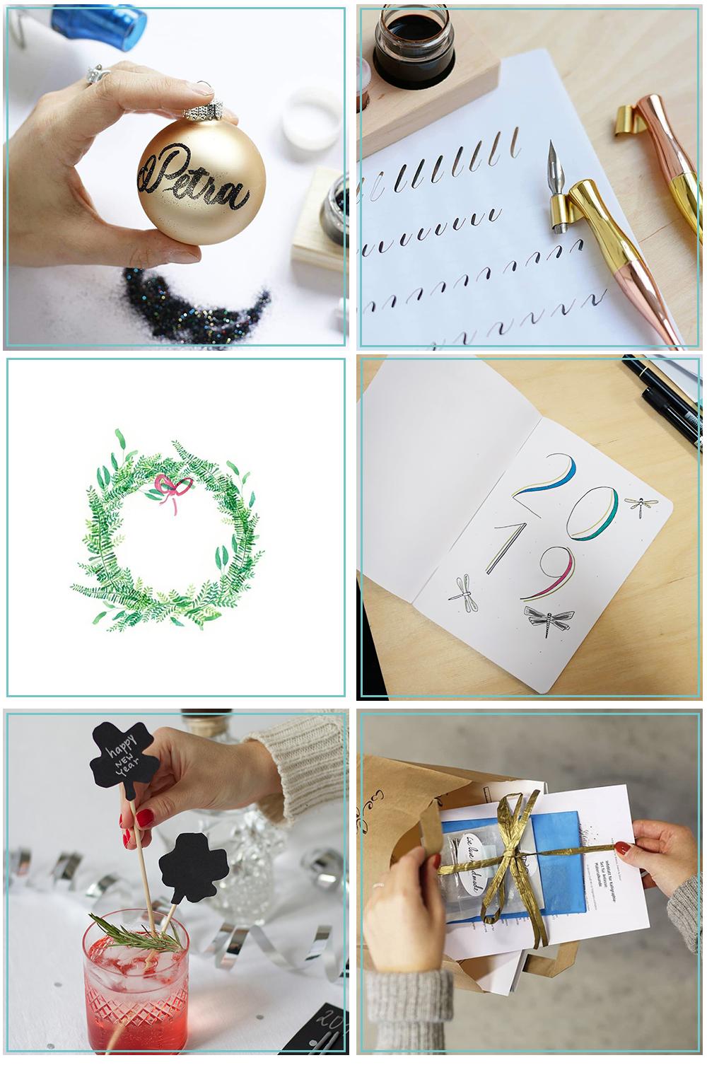 Monatsrückblick Dezember 2018 | we love handmade
