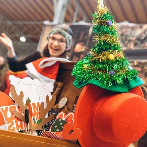 Dezember-Termine: Weihnachtsmärkte, DIY-Workshops und Pop-Up Shops