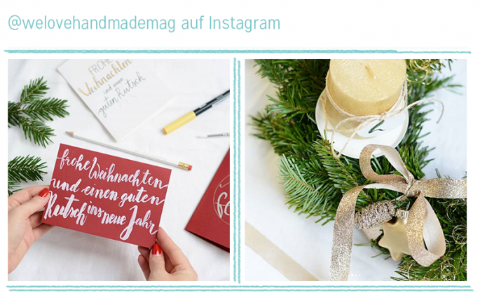 we love Instagram: November | we love handmade