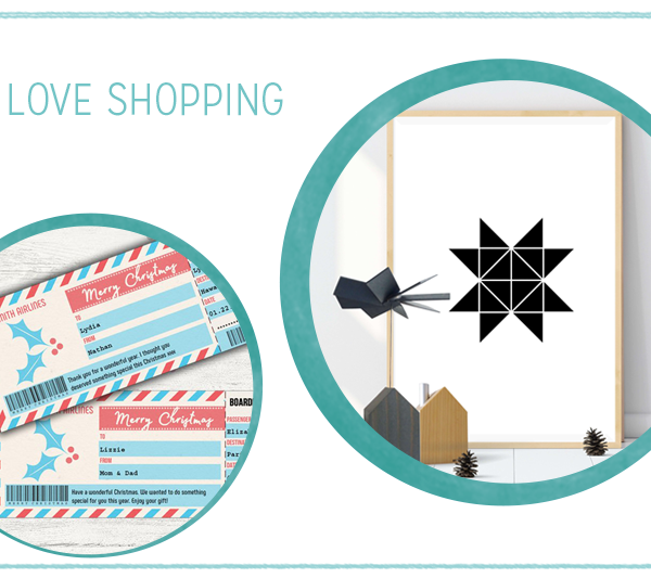 we love Shopping: Last Minute Gifts | we love handmade