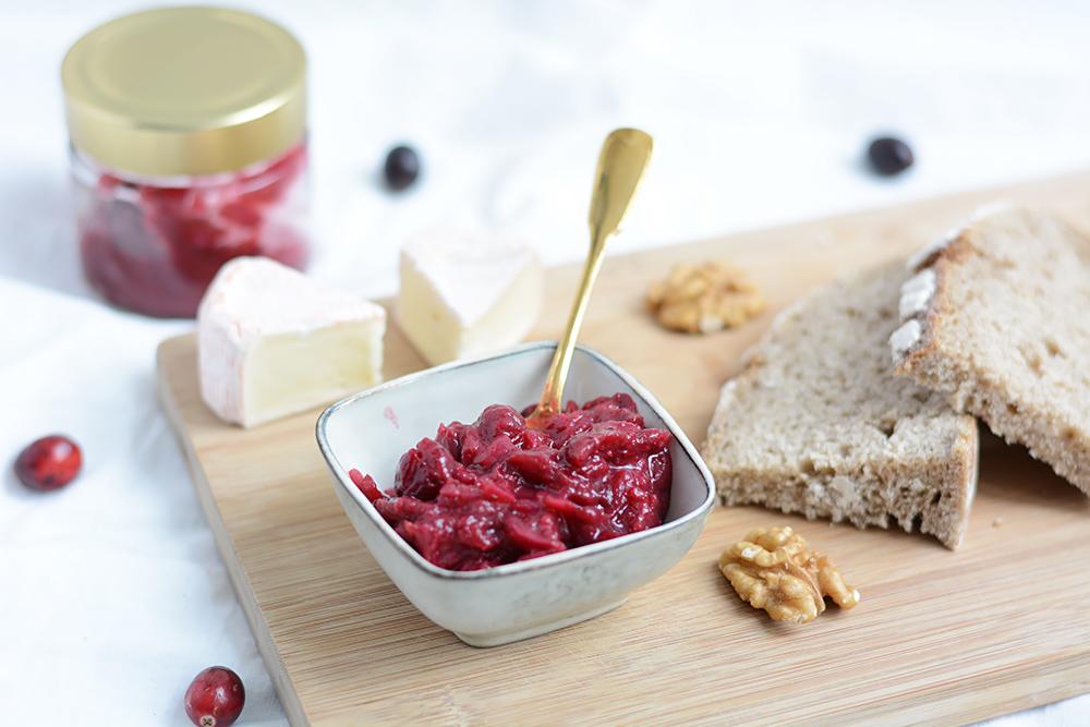 Cranberry-Zwiebel-Chutney: Rezept | we love handmade