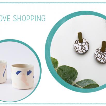 we love Shopping: Terrazzo   we love handmade