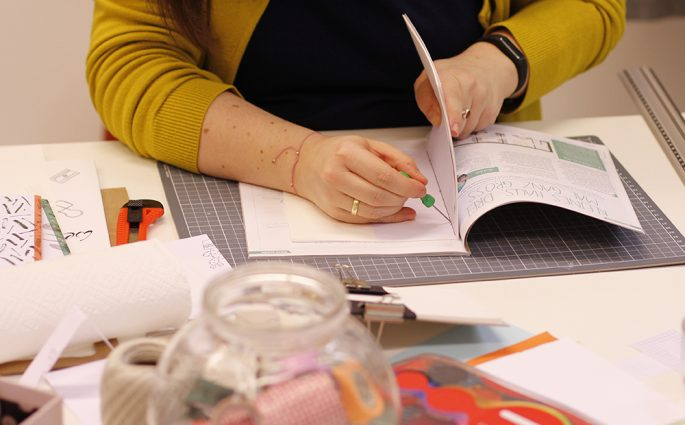 DIY-Workshop: Notizhefte binden | we love handmade