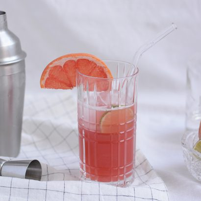 Drink: Grapefruit Mule | we love handmade