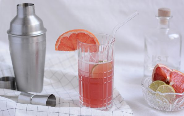 Drink: Grapefruit Mule | we love handmade