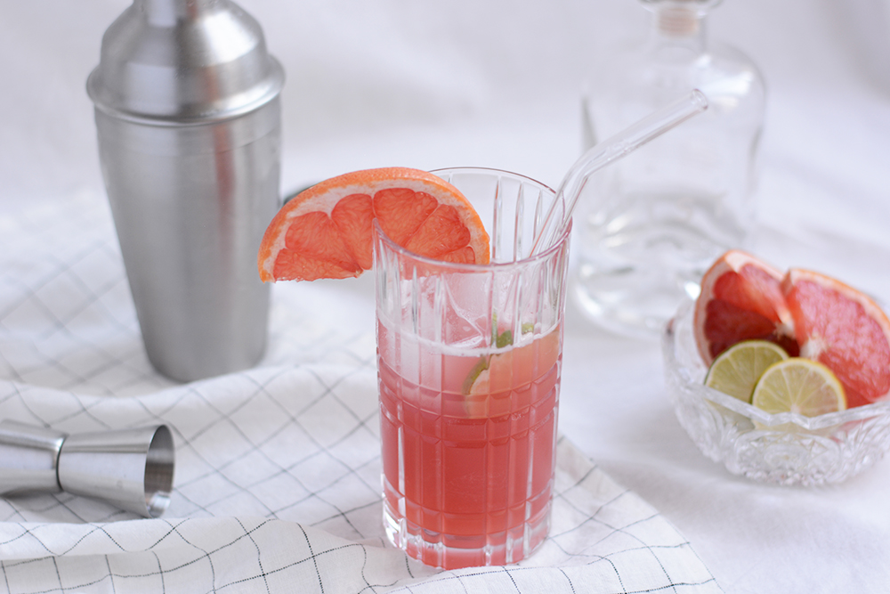 Grapefruit Mule: Drinks | we love handmade