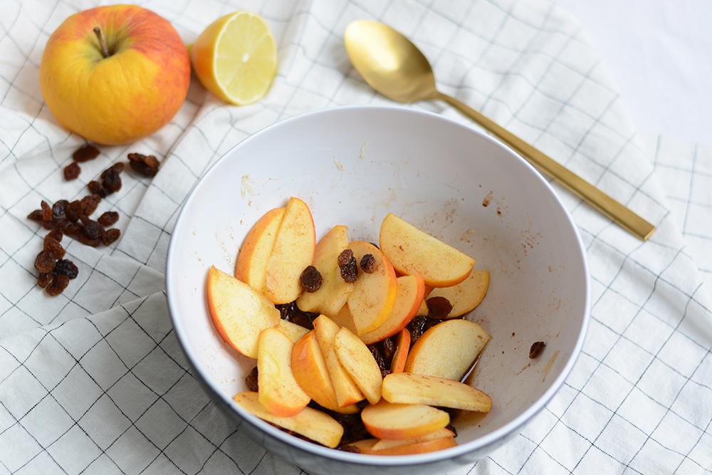 Apfel-Galette: Zutaten | we love handmade
