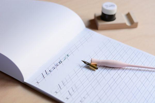 Kalligraphie Übungsblock für Anfänger |we love handmade