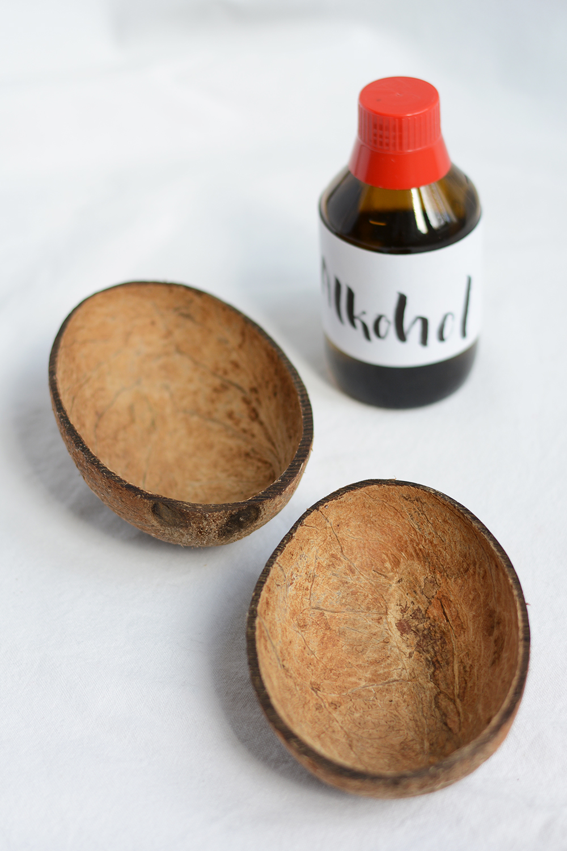 Schüssel aus Kokosnuss | we love handmade